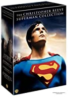The Christopher Reeve Superman Collection Superman - The Movie Superman Ii Superman Iii Superman Iv - The Quest For Peace from Warner Home Video