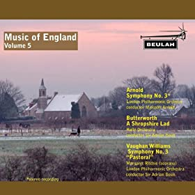 Music of England, Vol. 5