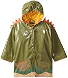 Kidorable Little Boys' Dinosaur All Weather Waterproof Coat