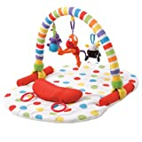 Red Kite 123 Mini Play Gym Baby Zoo