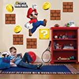 Party Destination 159151 Super Mario Bros. Giant Wall Decals