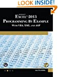 Microsoft Excel 2013 Programming: By...