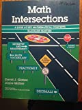 img - for Math Intersections a Look at Key Mathematical Concepts book / textbook / text book