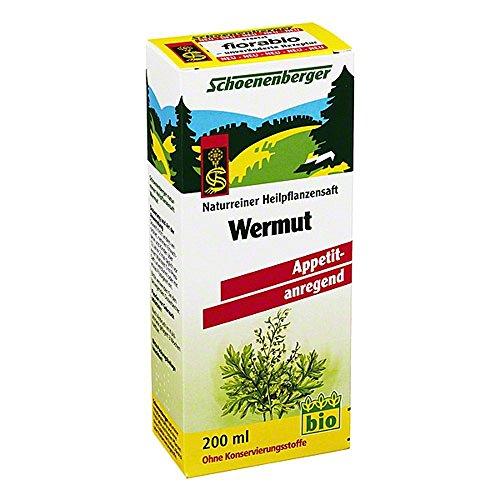 WERMUTSAFT Schoenenberger 200 ml Saft