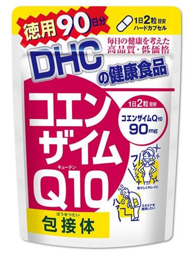 DHC COQ10包接体 90日 180粒
