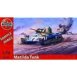Airfix A01318 Matilda Tank 1:76 Scale Series 1 Plastic Model Kit