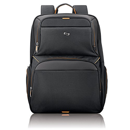 Solo Urban Collection Computer Backpack with Tablet Pocket for 17.3-Inch Laptops (UBN701-4)
