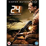 24 - Redemption (Extended 2-Disc Collector's Edition) [DVD]by Kiefer Sutherland