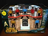 Classic Star Trek Bridge Figure Set