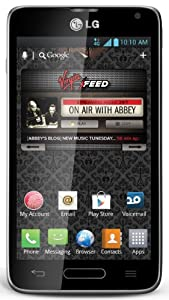 LG Optimus F3 Black (Virgin Mobile)