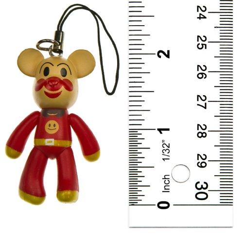 "Popobe Panman: Popobe ~2"" Mini-Figure Charm Series"