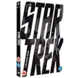 Star Trek XI (2-Disc Edition) - with Free Comic Book (Exclusive to Amazon.co.uk) [DVD]by Chris Pine