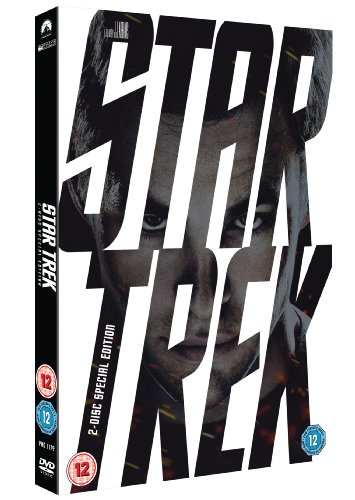 Star Trek XI (2-Disc Edition) - with Free Comic Book (Exclusive to Amazon.co.uk) [DVD]
