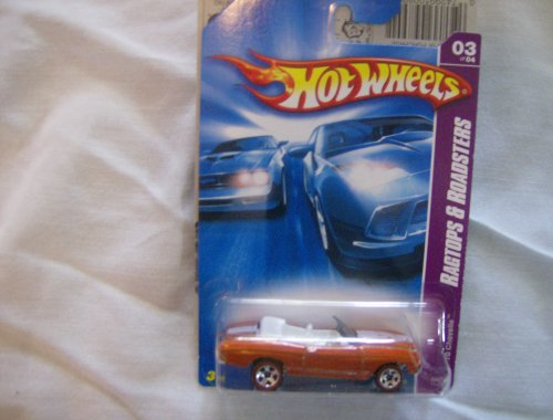 Hot Wheels Ragtops & Roadsters '70 Chevelle #03 of 04 American Ragtop