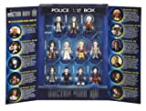 Doctor Who Anniversary Character Building Doctors Collector Set