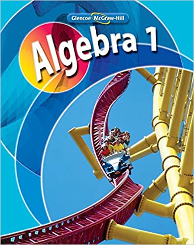 Algebra 1, Student Edition (MERRILL ALGEBRA 1), Berchie Holliday; Gilbert J. Cuevas; Beatrice Luchin; Ruth M. Casey; Linda M. Hayek; John A. Carter; Daniel Marks; Roger Day; Carol E. Mallory [Contributor]; Viken Hovseplan [Contributor];