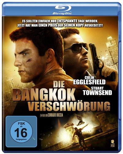 Die Bangkok Verschwörung [Blu-ray]
