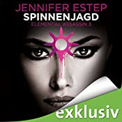 Spinnenjagd (Elemental Assassin 3) | Jennifer Estep