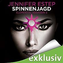 Spinnenjagd (Elemental Assassin 3) Hörbuch von Jennifer Estep Gesprochen von: Tanja Fornaro