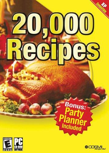 20000 Recipes