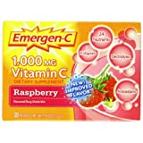 Emergen-C Raspberry, 30-count ~ Emer&#39;gen-C
