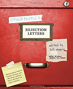 "Cover of ""Other People's Rejection Letter..."