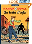 MARION DUVAL T06 : UN TRAIN D'ENFER