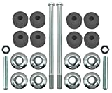 ACDelco 46G0002A Advantage Front Suspension Stabilizer Bar Link Kit with Hardware