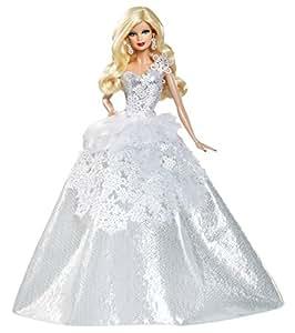 Barbie - X8271 - Poupée - Noël