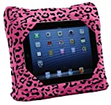 GOGO PILLOW Pink Animal Print