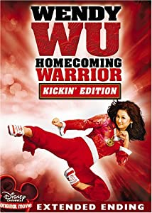 "Cover of ""Wendy Wu - Homecoming Warrior"""
