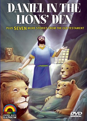 Children's Bible Stories: Daniel In The Lion's Den