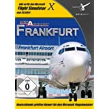 "Flight Simulator X - Airport Frankfurt (Add-on)von ""Aerosoft"""