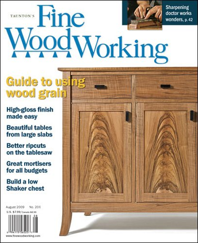 fine woodworking magazines