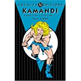Kamandi - Archives, Volume 1 (DC Archive Editions) ~ Jack Kirby
