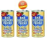 Bar Keepers Friend® Cleanser & Polish: 12 OZ, PK-3 (Health and Beauty)