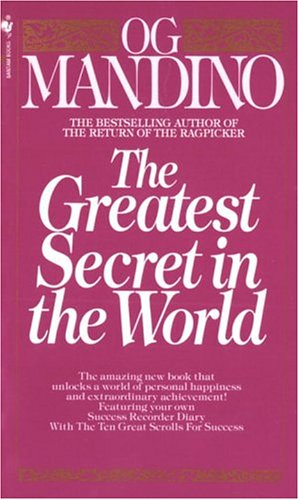 The Greatest Secret in the World, OG MANDINO
