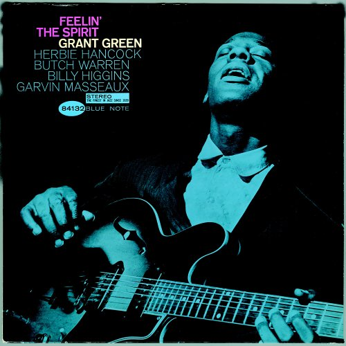 CD : Grant Green - Feelin the Spirit (Bonus Track, Remastered)