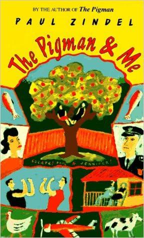 The Pigman and Me (Bantam Starfire Books)