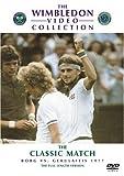 echange, troc The Wimbledon Video Collection - Borg Vs. Gerulaitis 1977