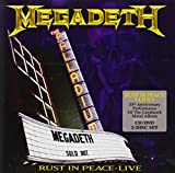 Megadeth - Rust In Peace Live (Dvd+Cd)