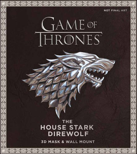 Game of Thrones: the House Stark Direwolf