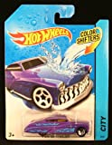PURPLE PASSION * COLOR SHIFTERS * 2014 Hot Wheels City Series 1:64 Scale Vehicle #8/48
