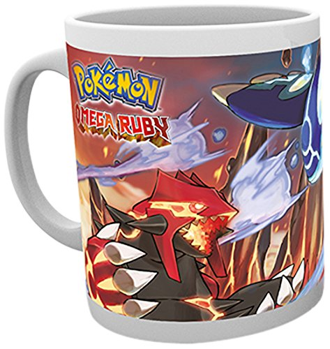 GB eye, Pokemon, Oras, Tazza