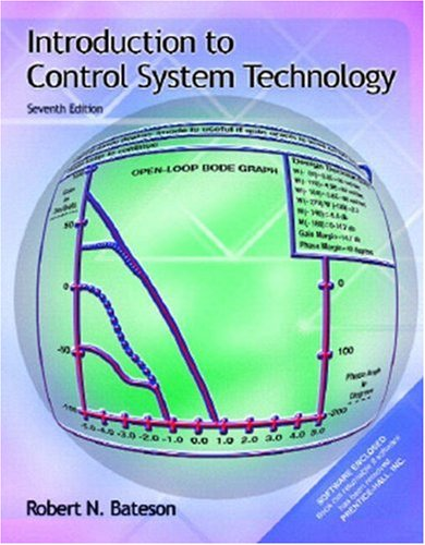 Introduction to Control System Technology (7th Edition)