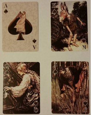 Fairy Tale Playing Cards 5