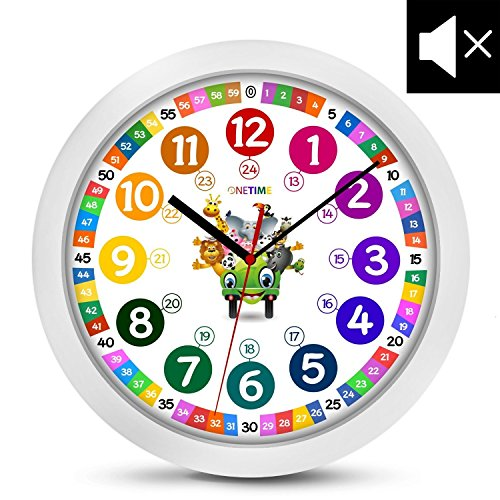Horloge murale animaux - Mecanismo reloj pared ikea ...