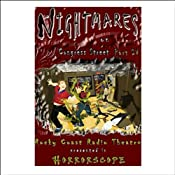 Nightmares on Congress Street, Part IV | [W.W. Jacobs, Robert W. Service, Edgar Allan Poe]