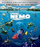 Image de Finding Nemo (Five-Disc Ultimate Collector's Edition: Blu-ray 3D/Blu-ray/DVD + Digital Copy)