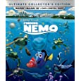 Finding Nemo (Five-Disc Ultimate Collector's Edition: Blu-ray 3D/Blu-ray/DVD + Digital Copy)